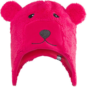Color Kids Kippo Gorro Niños, rasberry